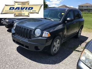 2007 Jeep Compass Sport 4WD, AS TRADED