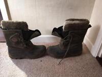 Skeetex field boots