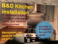 SALE NOW ON!! NEED A KITCHEN FITTING? FOR A FALTLESS JOB AT AN UNBEATABLE PRICE CALL TODAY