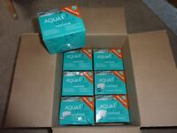Bulk job lot aqua optima outer water fast double life 60 day water filters