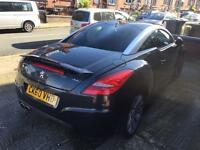 60 plat Peugeot rcz 2.6 excellent condition and runner PX WELCOME 2011 car
