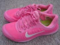 """Nike """"Free Run"""" trainers"""
