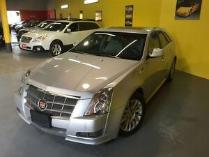 2010 Cadillac CTS AWD ~ LOOK ~ RARE ~ LOW KM ~