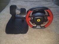 Xbox one/pc steering wheel