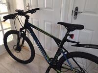 GT mountain bike 🚲 front suspension lightweight disc