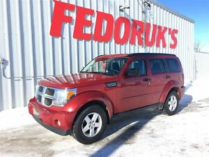 2008 Dodge Nitro SE Package ***FREE C.A.A PLUS FOR 1 YEAR!**