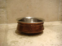 Balti indian curry copper dish
