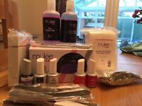 New complete gel nail kit