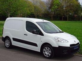 1 OWNER 2013 Peugeot Partner 1.6 HDi Professional L1 625 5dr - BLUETOOTH