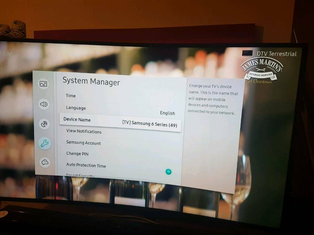 Samsung tv | in Leicester, Leicestershire | Gumtree