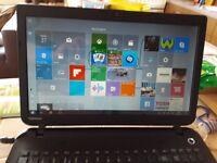 Toshiba c50D laptop windows 10