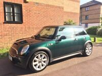 MINI Cooper Hatch 1.6 Cooper S 3dr Supercharged Genuine Low Milage Quick Sale