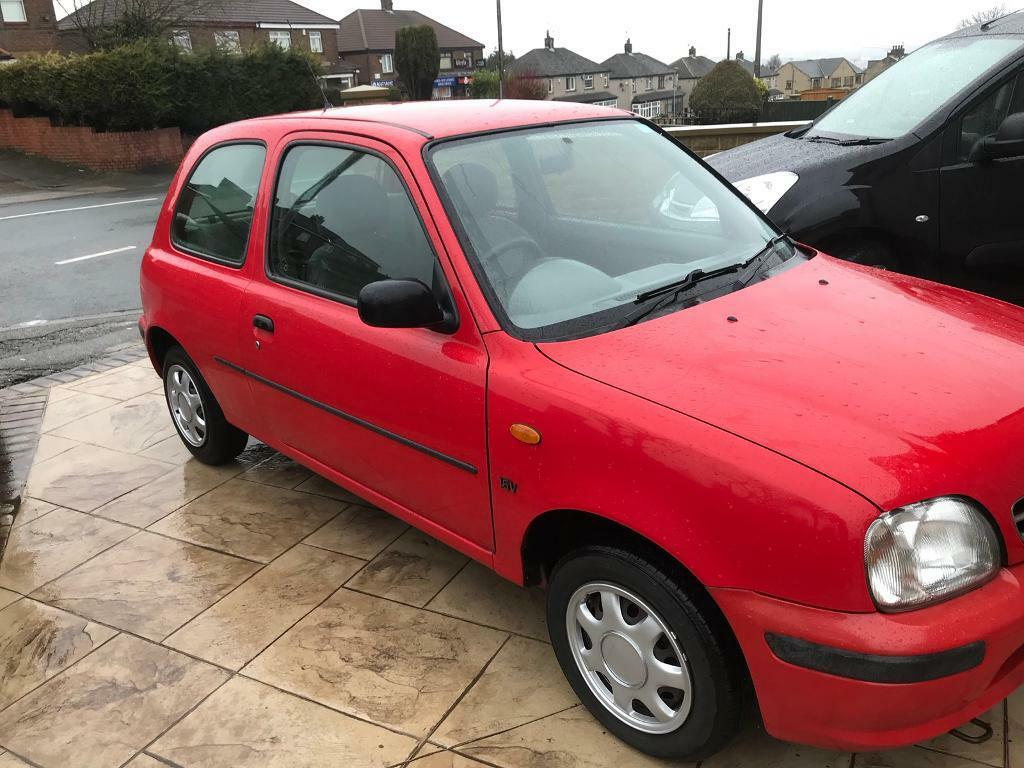nissan micra 2000 in excellent condition in bradford. Black Bedroom Furniture Sets. Home Design Ideas