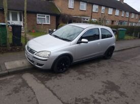 Vauxhall corsa 1.3 diesel immaculate condition.