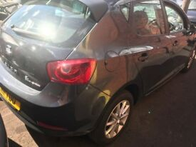 Breaking for spares SEAT IBIZA 2011 SE CR ECONOMOTIVE 1.2 TDI