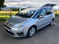 Citroen, C4 GRAND PICASSO, MPV, 2013, 7 seater NOW only £3250