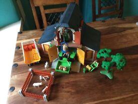 Playmobil Farm Bundle