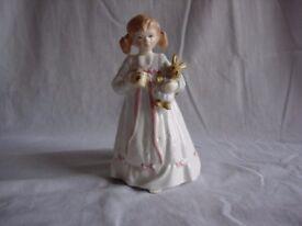 Royal Doulton Figurine Bunny's Bedtime HN3370