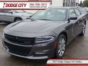 2017 Dodge Charger SXT Rallye | AWD - Heated Steering, Backup Ca