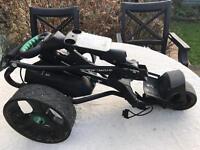 Stowamatic Electric Golf Trolley.