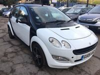 Smart Forfour 1.1 Pulse 5dr£1,375 p/x welcome FREE WARRANTY, LONG MOT