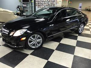 2010 Mercedes-Benz E-Class E-350 COUPE, PANORAMIC ROOF