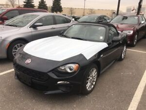 2017 Fiat 124 Spider CLASSICA | USED DEMO | SPECIAL CLEARANCE |