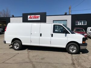 2017 GMC Savana 3500 ext. 6.0LV8