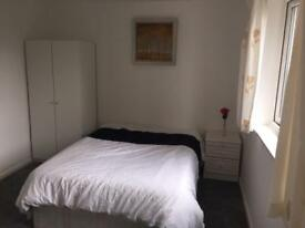 Double bed room for rent