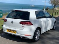 2017 VW GOLF TDI 1.6 GT BLUEMOTION