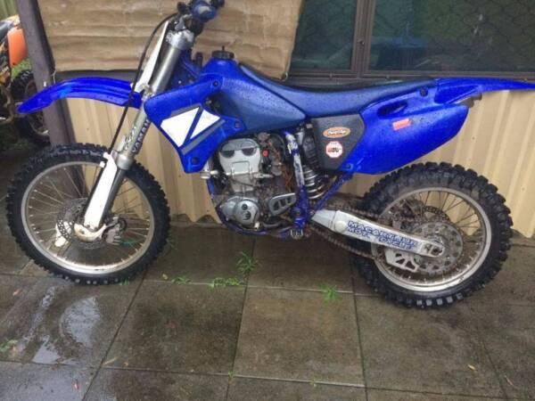 2001 Yamaha
