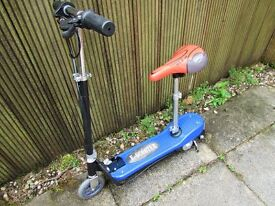 Electric Scooter (for spares/repairs)