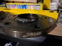 MTEC 15mm Wheel Spacers x 2 Porsche