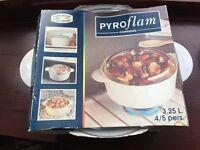 Pyroflam Casserole Dish