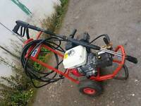 Clarke petrol jet wash Honda engine
