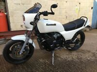 Kawasaki GPZ550 H1 1982, full rebuild, Great condition Rare
