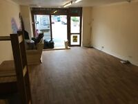 shop to let. main road Darlaston. £75 per week. large space. roller shutter. 3 large rooms. office.