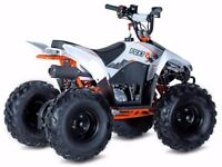 Brand New Stomp Kayo kids & adults Quad Bikes Exeter Stockist 70cc to 250cc from £699