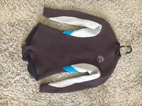 O'Neill ladies 2mm shortie wetsuit size 6 (would fit an 8)