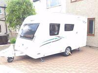 2014 ELDDIS XPLORE 304 4 berth caravan