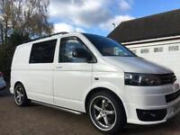 VW Transporter T28 2014 crew cab NO VAT