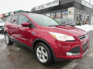 2014 Ford Escape SE 4WD Low Kms  (ecoboost)