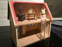 Sylvanian Families 'Rose Cottage'