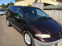 CHRYSLER GRAND VOYAGER 3.3L AUTO 7 SEATER CHEAP MUST GO