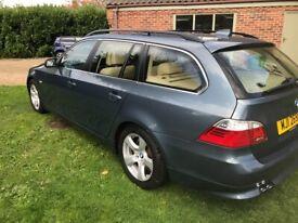 image for Stunning BMW 525i Estate, low mileage, pristine condition