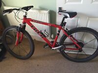 Trek mountain bike (small frame)