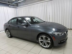 2018 BMW 3 Series BEAUTIFUL!! 330i x-DRIVE w/ HEATED LEATHER SEA