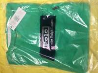 Ralph Lauren T-shirt top summer all sizes colour crew neck custom fit vest polo shirt not armani