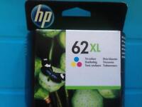 HP 62XL Black and Tricolor seperate or bundle