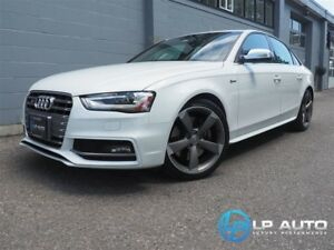 2015 Audi S4 3.0T Technik! MINT! Easy Approvals!